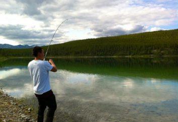 La chasse dans la région d'Almaty: sites et espèces de poissons