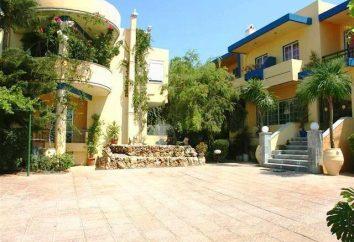 Hôtel Pantheon Hôtel 3 * (Crète, Grèce): photos et commentaires