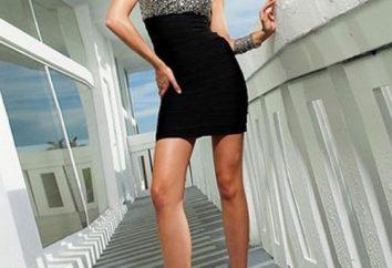 Do kogo są sukienki z otwartym ramieniem?