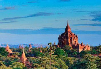 Myanmar vacanza al mare, Attrazioni, Tours, alberghi