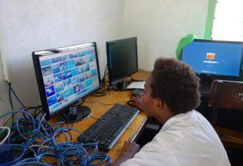 Como tornar a Internet no país? Internet por satélite para o país – Equipamento