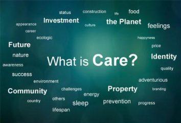 ¿Cuál es el cuidado y atención?
