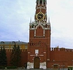 Wieża Kreml: wielowiekowej historii