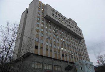 Moskau Klinik: eine Liste von Adressen, Bewertungen