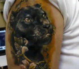 """Was ist die Tätowierung """"Panther""""? Was ist ihre Bedeutung?"""