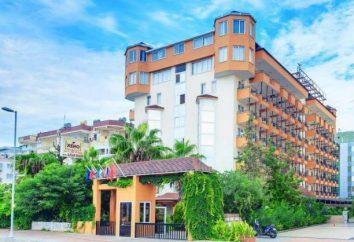 Hotel Sugar Beach Xeno Hotel 4 * (Turchia, Alanya): recensioni viaggiatori