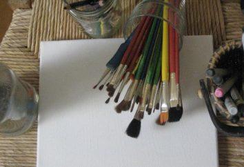 Jakie powinny być narzędzia artysty