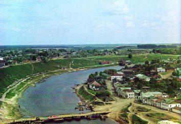 La source de la rivière Volga. Les coordonnées de la source de la rivière Volga