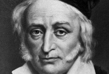Il grande matematico Gauss: biografia, foto, apertura