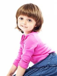 Fryzury Dziecięce Dla Krótkich Włosów Dla Dziewczynek