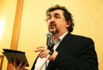 Igor Zolotovitskii. Biografia di attore