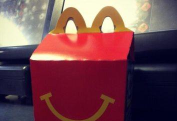 """condizioni e stipendi nel """"McDonald"""" Lavorare"""