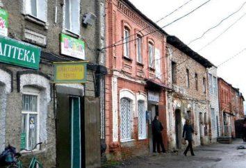 Dmitriev-Lgovskii – uma pequena cidade com uma longa história