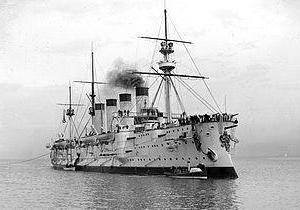"""crucero acorazado """"Stormbreaker"""". La flota rusa"""