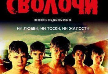 """Il film """"Bastards"""": attori e ruoli, descrizione, recensioni e recensioni"""