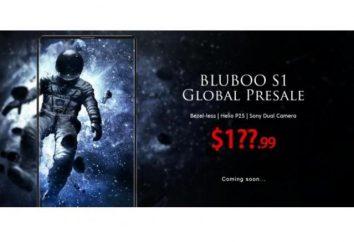 Nowy niespodzianka od BLUBOO: bezprzewodowy zestaw słuchawkowy Bluetooth muzyka wraz z Starter Pack BLUBOO S1 Dacom Wireless