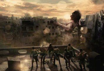 """""""Attack of the Titans"""": Recensione del film. Il primo film: """"un mondo crudele"""""""