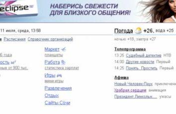 """""""Yandex"""": ajustes y oportunidades personales"""