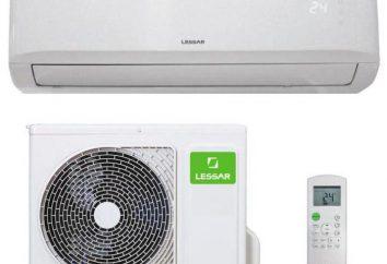 Inversor de sistema dividido LG, Samsung: revisões de especialistas