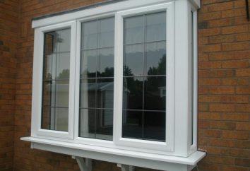 Regulacja okna z podwójnymi szybami z rękami