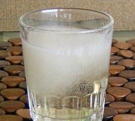 """Ricetta e il consumo di cultura cocktail """"Tequila Boom"""""""