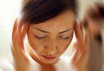 Zawroty głowy z osteochondroza i innych nieprzyjemnych objawów