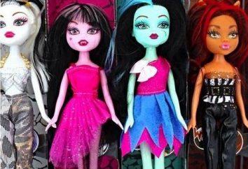 "Puppet fałszerstwo ""Monster High"". Jak odróżnić oryginał?"