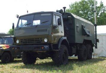 KamAZ-4310 – une voiture à usage militaire