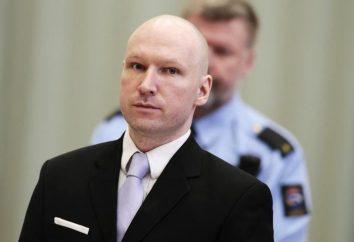Breivik za więzienie. Jak Breivik żyje w więzieniu?