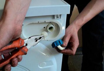 ¿Cómo elegir un filtro para una lavadora con un agua de mala calidad?