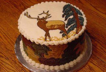 Was kann einen Kuchen für den Jäger machen