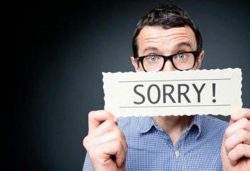 """4 razões pelas quais você deve remover a palavra """"perdoar"""" de seu vocabulário"""