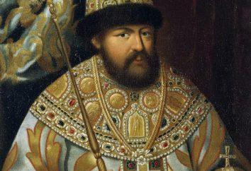 Alexei Mikhaïlovitch Romanov: politique intérieure et extérieure du roi