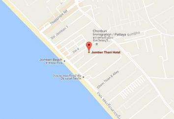 Jomtien Thani Hotel (Thailandia, Pattaya): descrizione, foto e recensioni