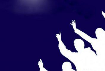 Władza ludu – demokracji: rodzaj struktury politycznej państwa