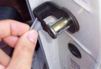 W zimnie nie zamyka drzwi w samochodzie: jak rozwiązać problem właścicieli samochodów zalecenia
