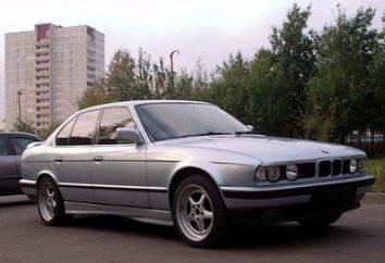 Sécurité à la BMW 520