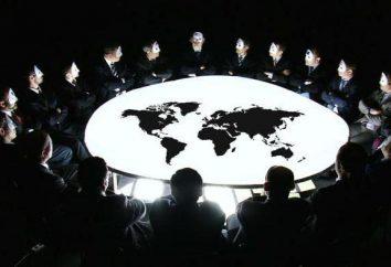 Cospirazioni mondo. governo mondiale segreto