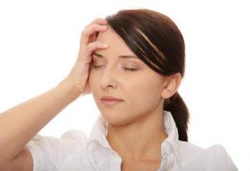 Ból głowy w czoło: przyczyny, diagnostyka, leczenie. Ostry ból w przedniej części głowy