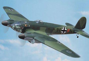 Bombers de la Seconde Guerre mondiale: soviétique, américain, anglais, allemand
