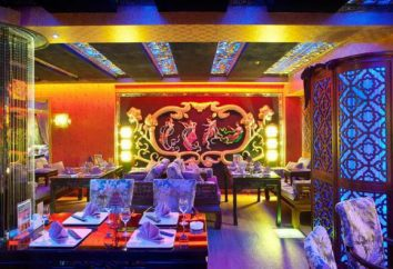 """Restauracja """"Tan"""" na Mayakovsky: referencje gości, menu, informacje kontaktowe"""