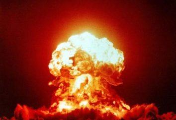 Cobalt bomba come arma di distruzione di massa.