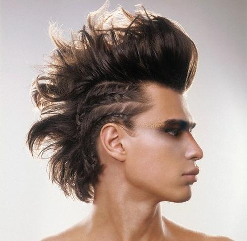 Acconciature x capelli corti con trecce