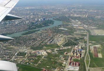 Krasnodar Bereiche: Bewertungen vor. Krasnodar Stadtteil