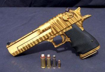 "Pistolety ""Desert Eagle"": wynalazek entuzjastów"