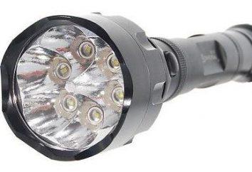 LED Lantern: caractéristiques, photos, diagrammes