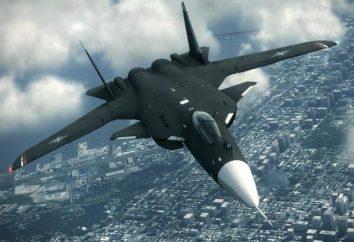 Najnowsze rosyjskie samoloty wojskowe i cywilne