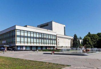 Opera House, Dniepropietrowsk: Opis, historia, repertuar i opinie
