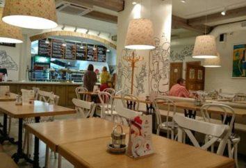 Migliori ristoranti di Mosca: ristorazione a buon mercato