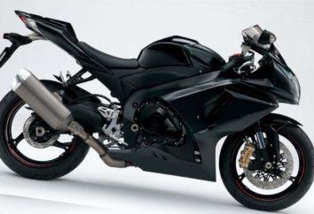 Nowy Suzuki GSX R 1000 – ekskluzywny motocykl